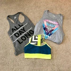 Fitness Top Bundle!